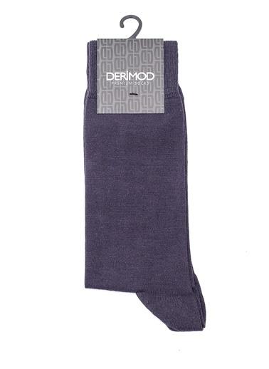 Derimod Erkek Çorap(Bs) Casual Gri